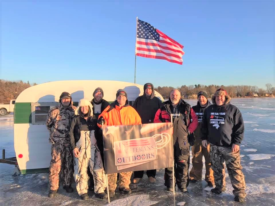 Veterans Ice Camp 2019
